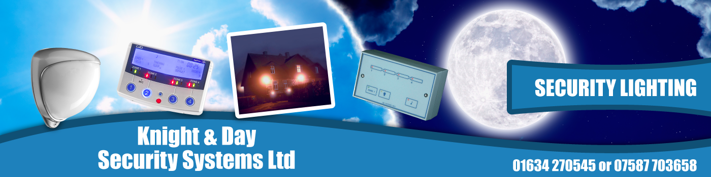 Security Lighting Medway Kent