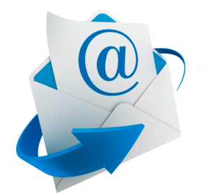 Knight & Day Email Button
