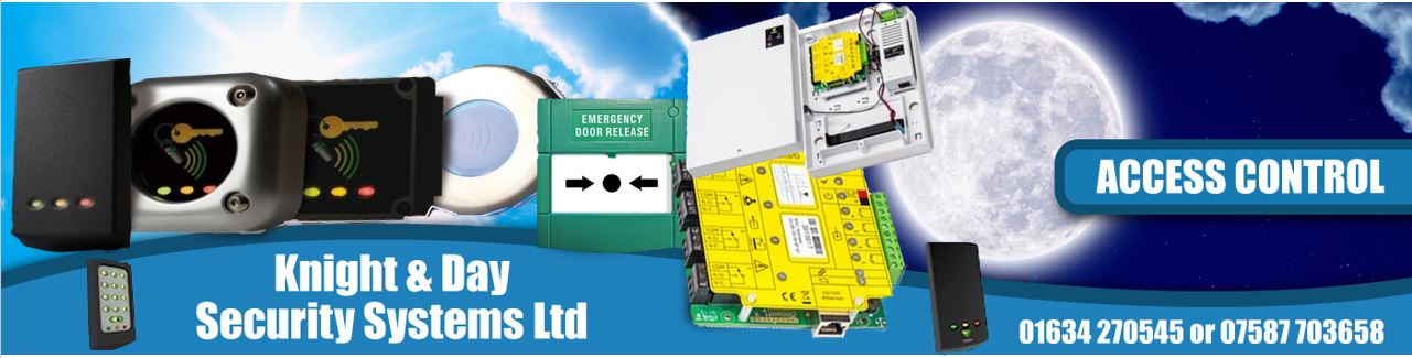 Access Control in Medway Kent banner